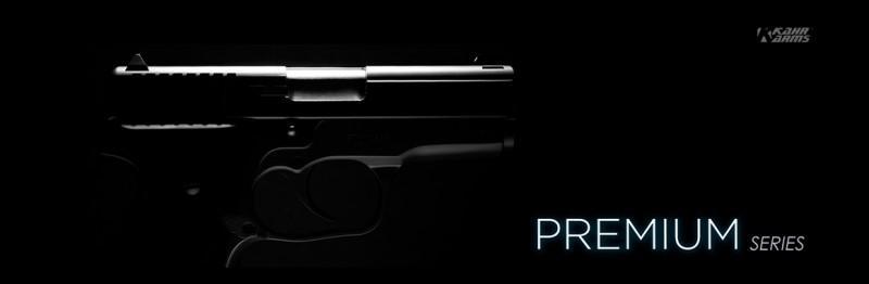Compact Kahr Arms 9mm pistols at Waffen Ferkinghoff | Waffen